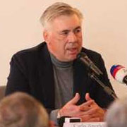 Ancelotti sale in cattedra all