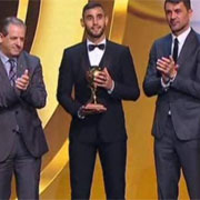 A Ghoulam il Pallone d